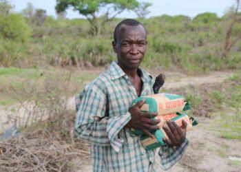Distribution of free seeds to Lamu farmers kicks off