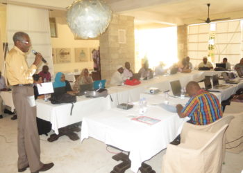 REVIEW OF THE DRAFT LAMU CIDP PLAN