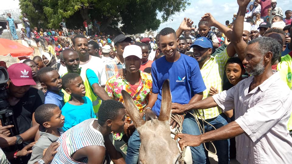 Day 3- 18th Lamu Cultural Festival(Donkey Race)
