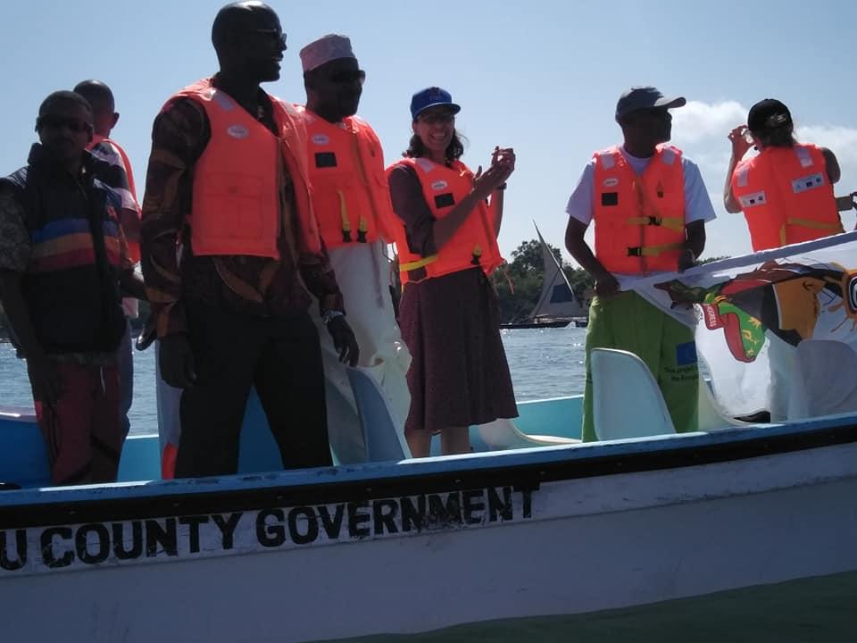 Day 2- 18th Lamu Cultural Festival(Kasa Race)