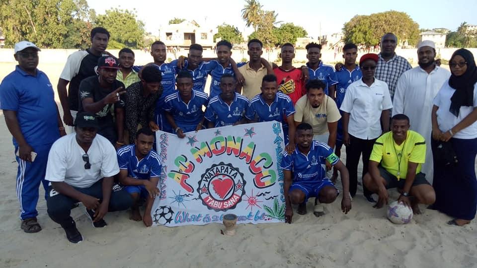 Day 2- 18th Lamu Cultural Festival(Culture Soccer)