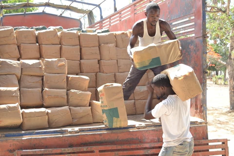 Free seeds to Lamu Farmers