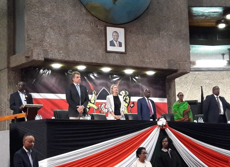 THE KENYA OFF-GRID SOLAR ACCESS PROJECT (KOSAP)