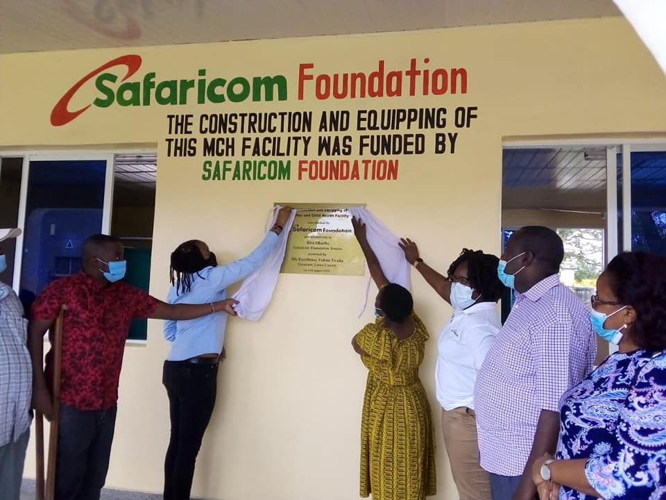 Lamu County extends Safaricom Foundation Healthcare partnership