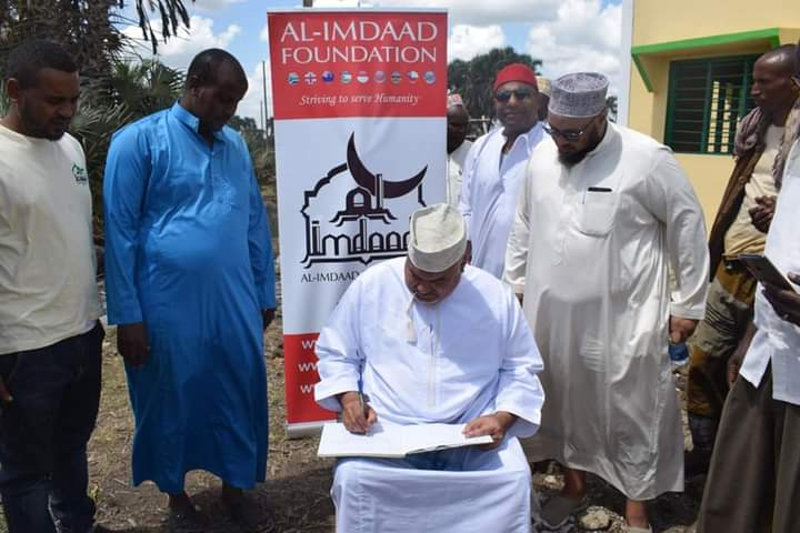 WITU MUSLIM FAITHFULS GET A NEW MOSQUE