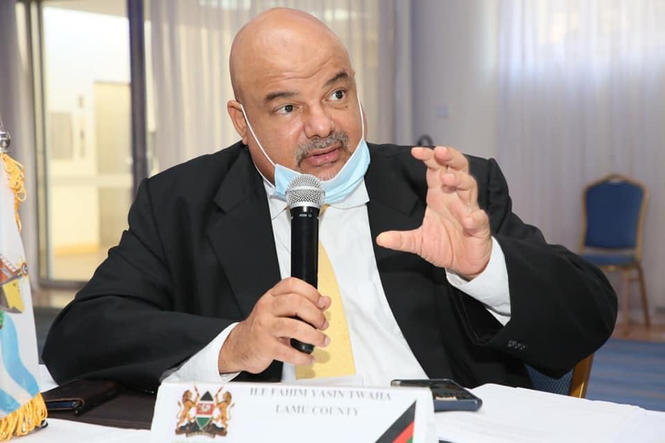 GOVERNOR FAHIM TWAHA ROOTS FOR BBI ADOPTION FOR COUNTY'S GROWTH