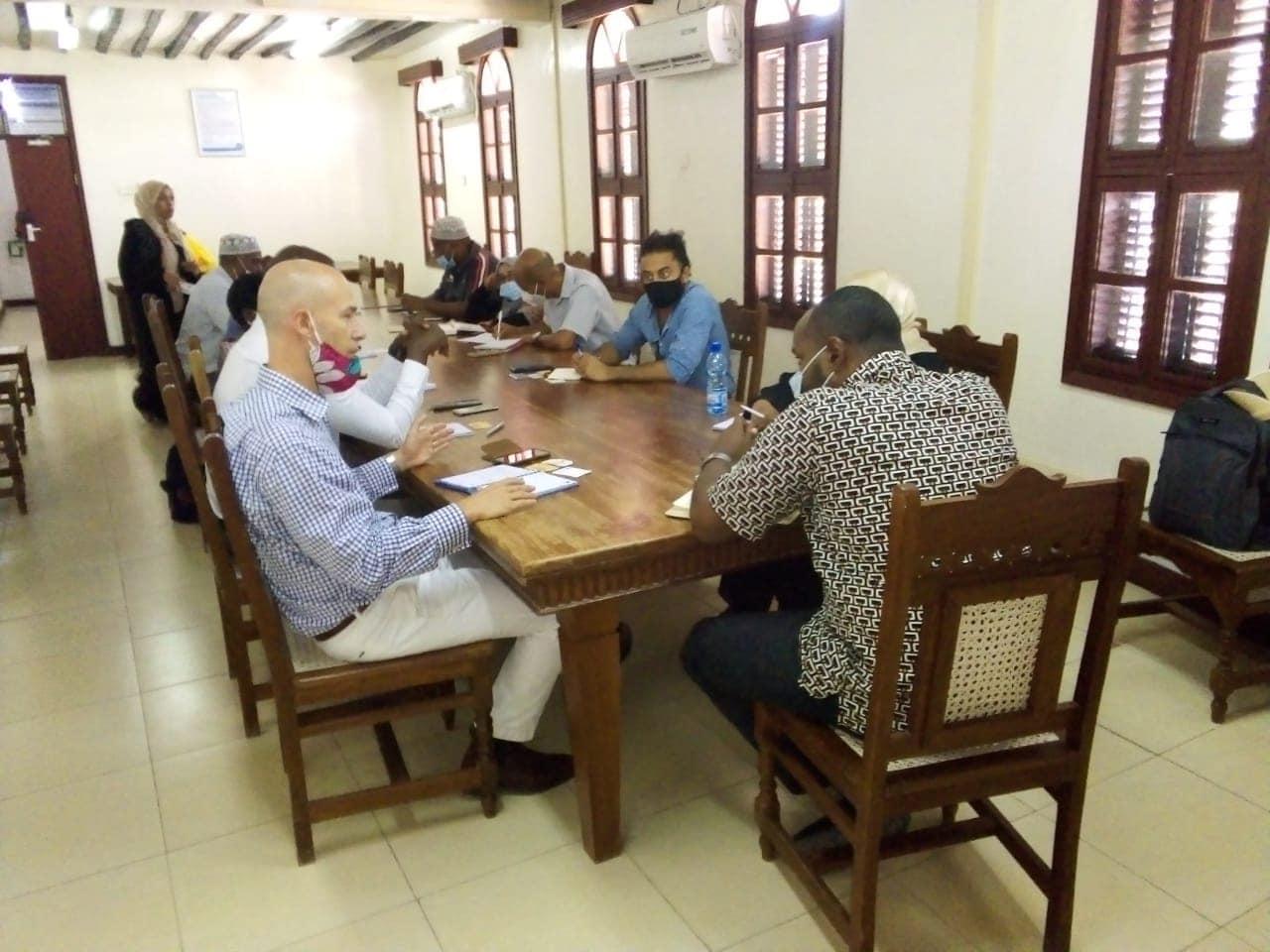 LAMU COUNTY, AGA KHAN FOUNDATION TO PARTNER ON SOCIAL PILLARS