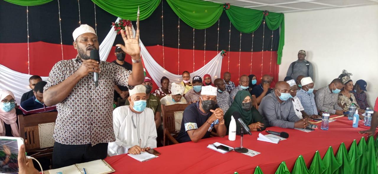 Lamu County SAYS yes to BBI