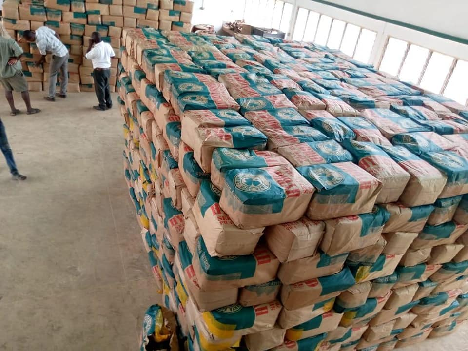 ANOTHER 43 TONNES RECEIVED ; COUNTY DOUBLES FREE MAIZE SEED EFFORTS TO FARMERS TO SPUR COUNTY GRAIN RESERVE