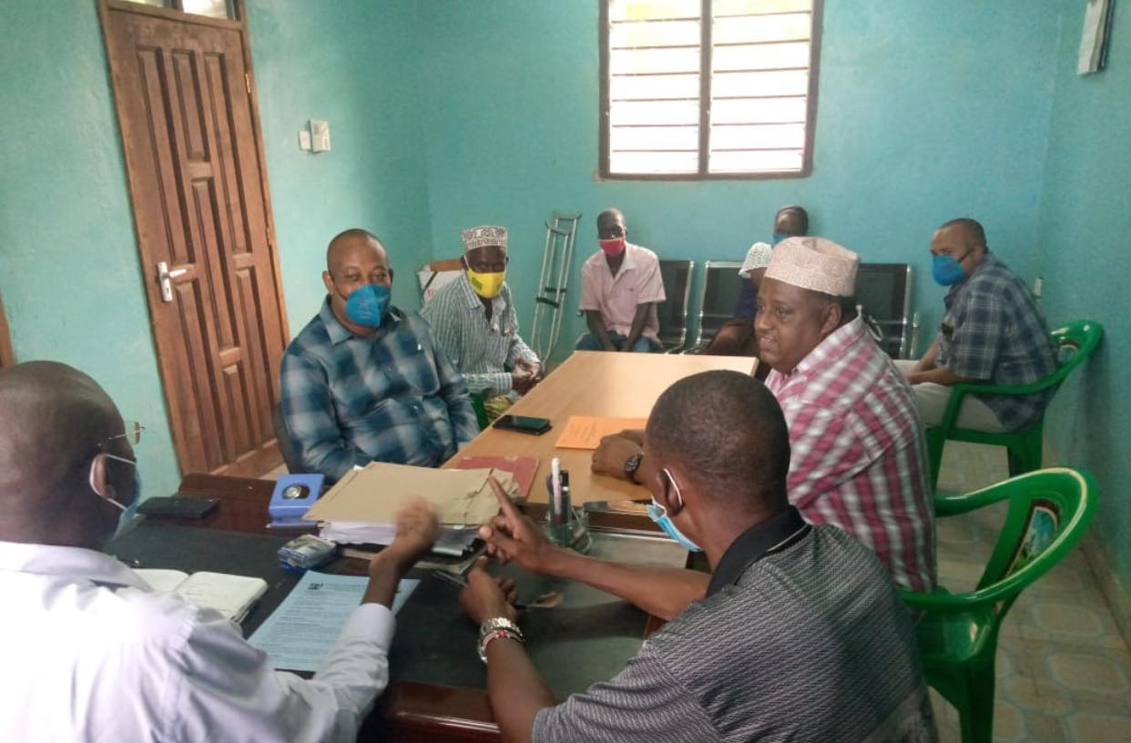 Lamu County Government under the stewardship of Governor Fahim Twaha has today started issuing appointment letters to the newly appointed bursary fund members in Lamu West.