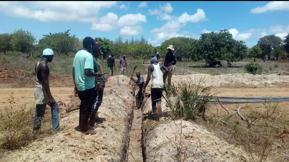 BANGURE-NDAMBWE WATER PROJECT