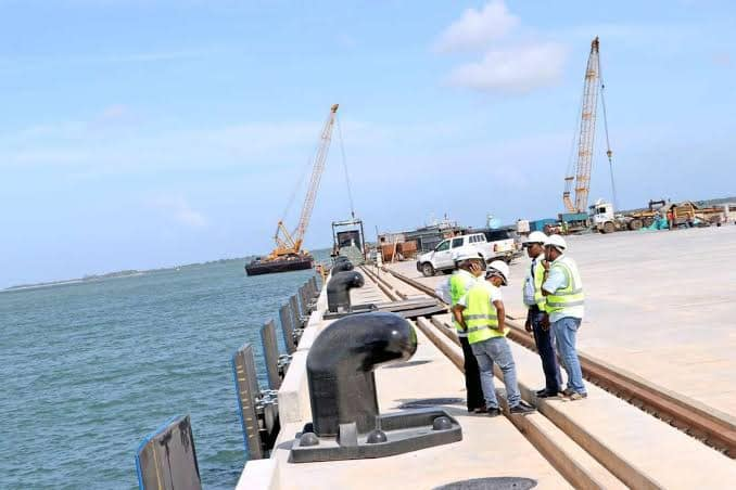 LAMU COUNTY ENDORSES LAMU PORT OPENING