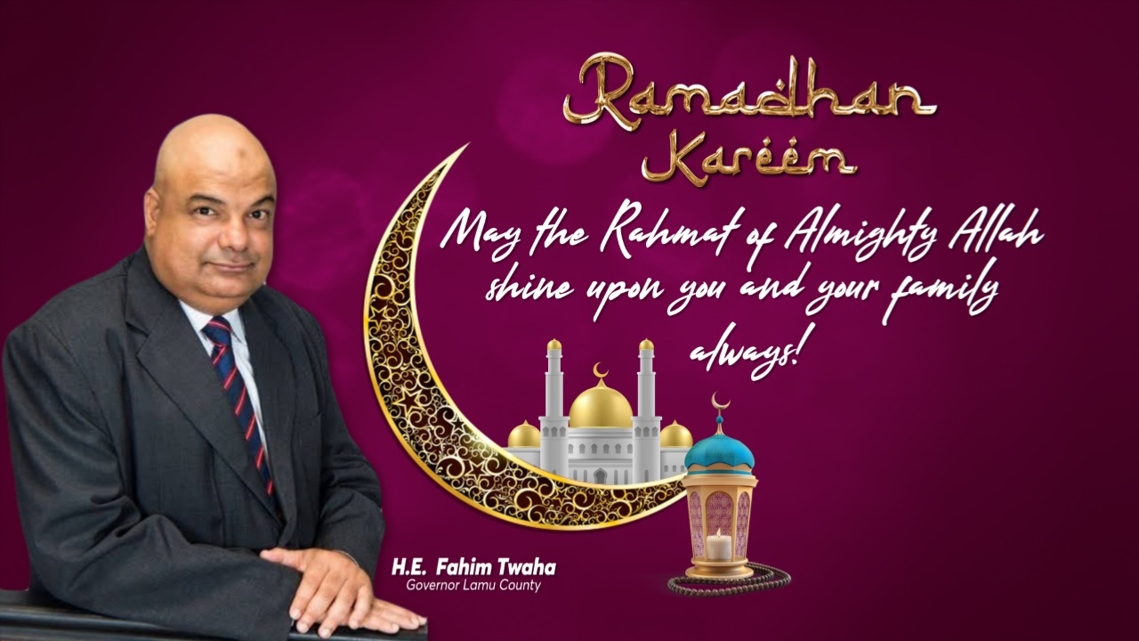 Ramadhan Kareem!<br>May the Rahmat of Almighty Allah shine upon you and your family always!