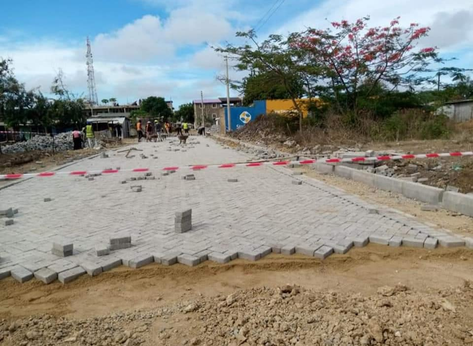 REBIRTH OF MPEKETONI TOWN; <br>BEAUTIFICATION PROJECT PHASE THREE