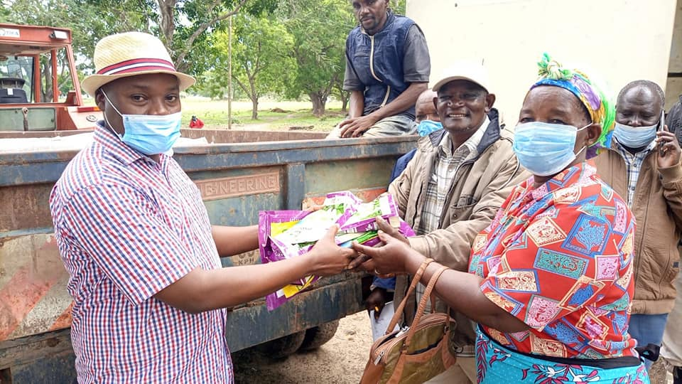 LAMU FARMERS SET TO UP COTTON PRODUCTION WITH FREE HYBRID COTTON SEEDS