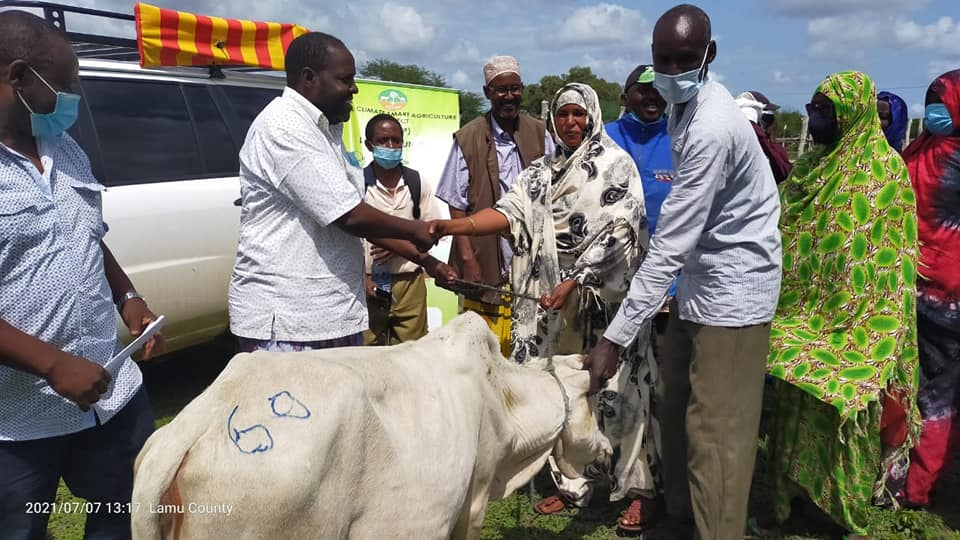 FOOD AND INCOME SECURITY FOR PASTORALISTS AND FARMERS IN WITU