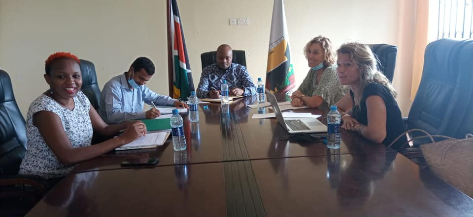 LAMU COUNTY TO PARTNER WITH STAKEHOLDERS TO STRENGTHEN TOURISM INDUSTRY