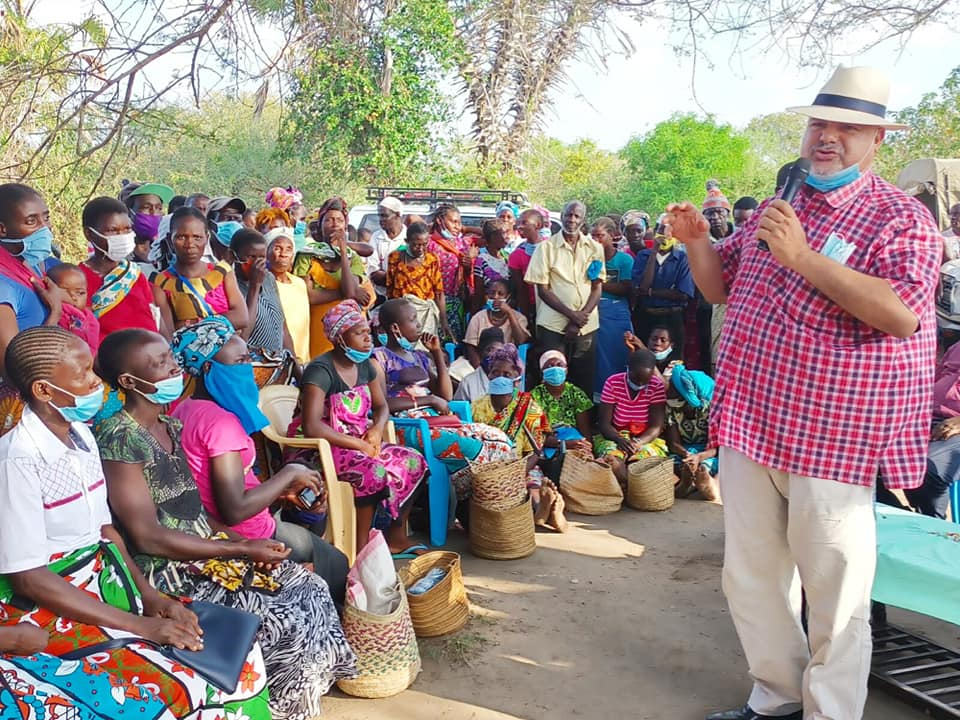 LAMU COUNTY LAUNCHES RELIEF FOOD DISTRIBUTION DRIVE.