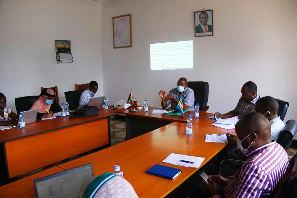 LAMU COUNTY STEERING  GROUP (CSG) APPROVES DROUGHT RAPID ASSESSMENT REPORT